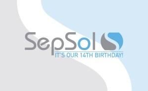 SepSol Celebrates 14th Anniversary
