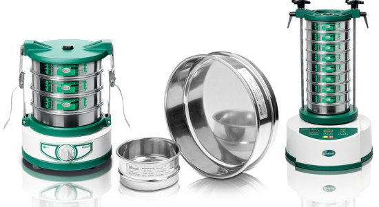 Endecotts Product Line Sieve Shakers & Sieves