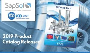 CECO Releases KB Duct 2019 Product Catalog