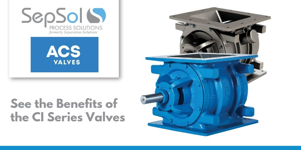 See the Benefits of the CI Series Valves