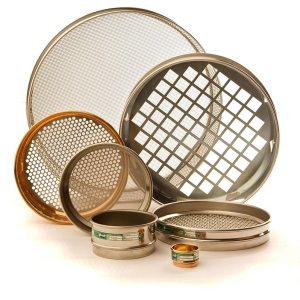 Endecotts Brass Test Sieves