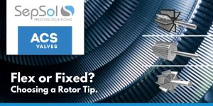Read more about the article Flex or fixed? The difference in rotor tip types