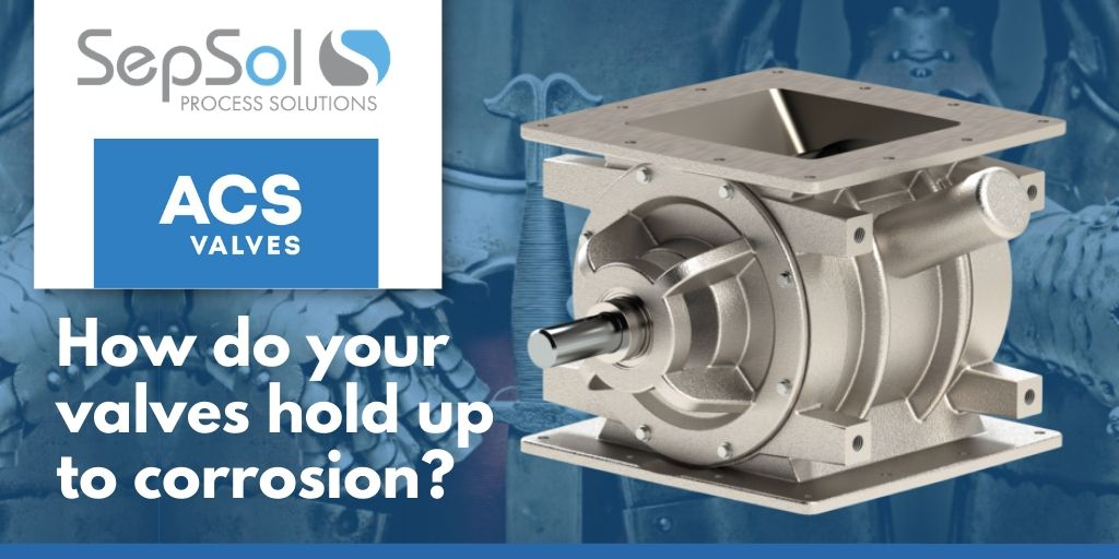 Stand up to corrosion with ACS' XTR Series valve