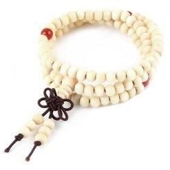Bracelet Mala Bois de Santal