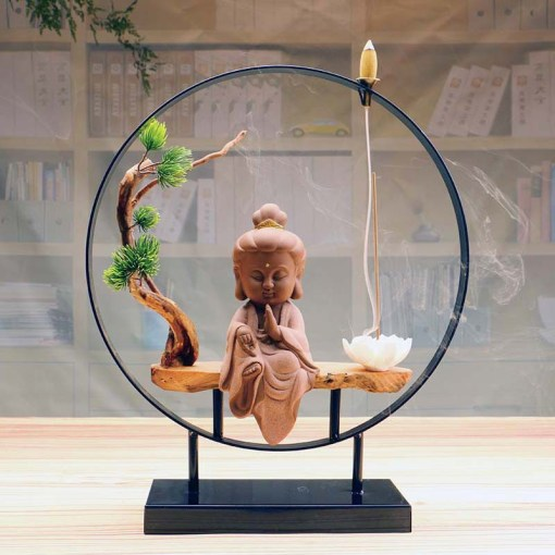 Porte-Encens Bouddha Japonais