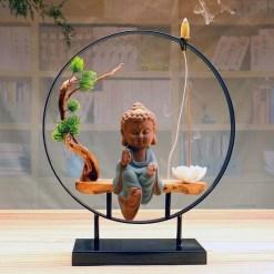Brule Encens Bouddha