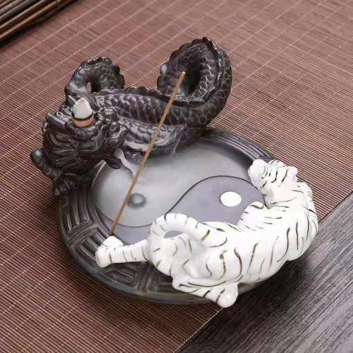 Porte-Encens Yin Yang