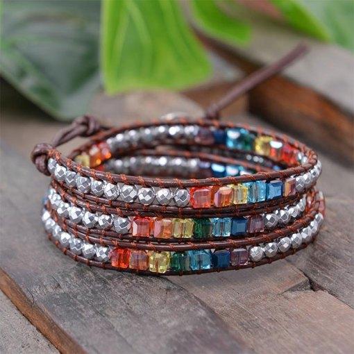 Bracelet Bohème 7 Chakras