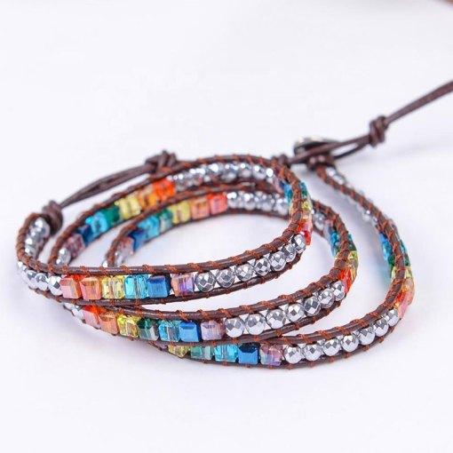 Bracelet Chakra Bohème