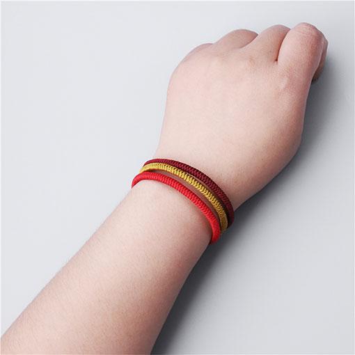 Bracelet de la Chance Tibétain