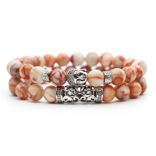 Bracelet Perle Bouddha