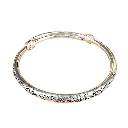 Bracelet Tibétain Métal