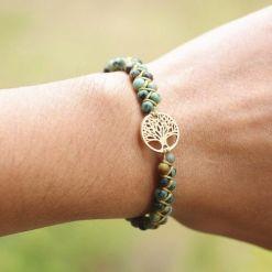 bracelet Arbre de vie femme
