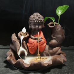 Bouddha Bruleur Encens