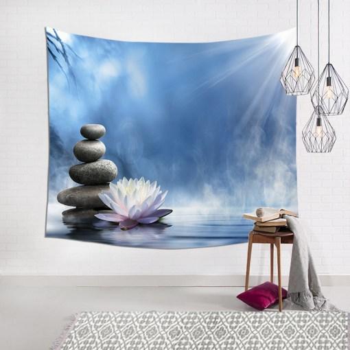 Tenture Murale Zen
