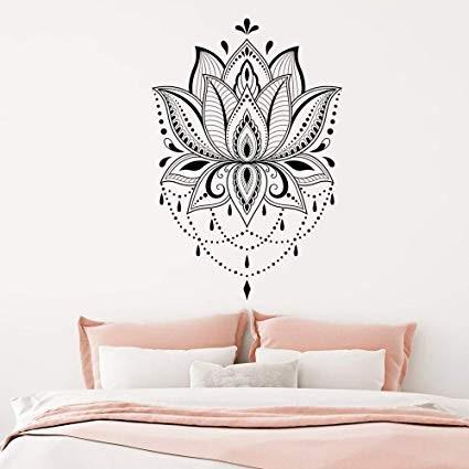 Stickers Fleur de Lotus
