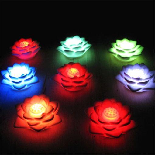 Lampe Lotus Zen