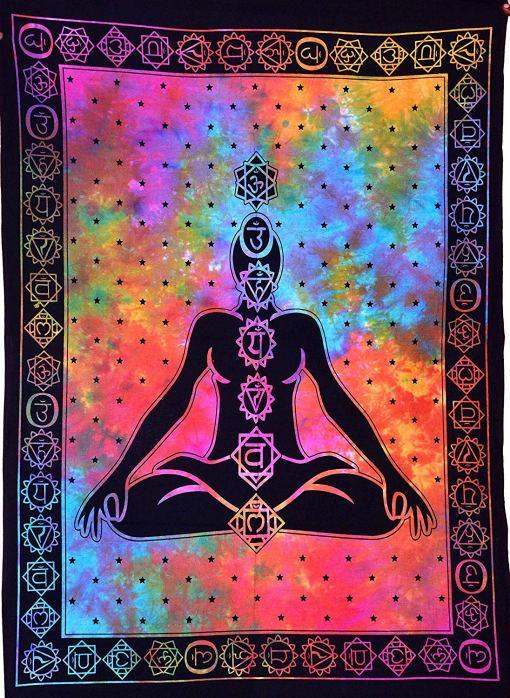 Tenture Zen Méditation