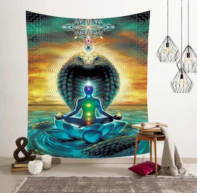 Tenture 7 Chakras Harmonisation