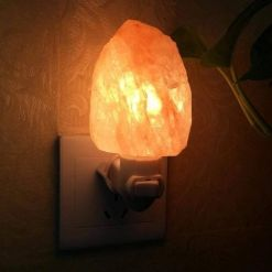 Lampe de Sel d'Himalaya Naturelle