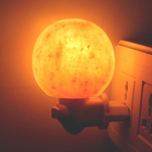 Lampe Pierre de Sel Purificateur