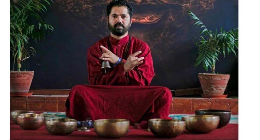 bol tibétain son