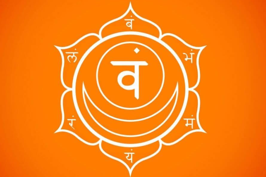 Chakra Sacré Svadhisthana