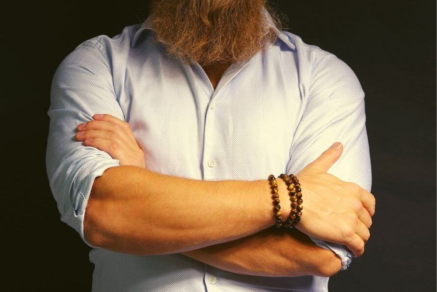 Comment porter le bracelet Oeil du Tigre