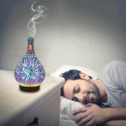 Lampe Diffuseur de Parfum