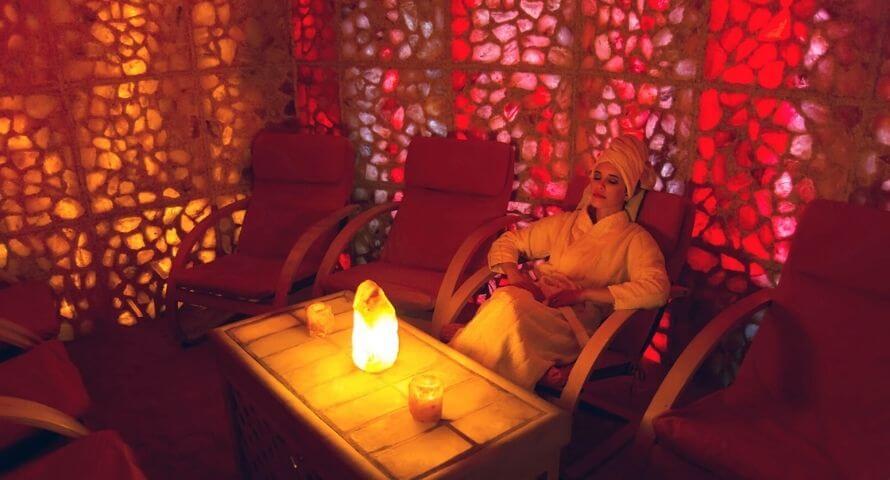 bienfaits des lampes de sel de l himalaya