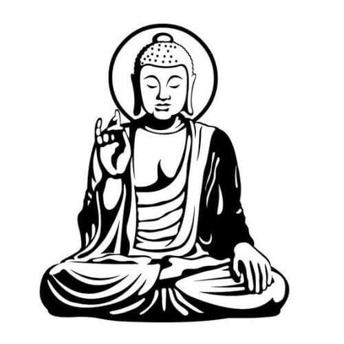 qui est bouddha - symbole bouddhiste - signe hindou - symbole spirituel