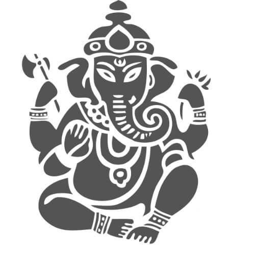 Symbole Ganesh  - Ganesh signification