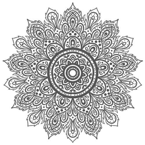 Signification mandala - mandala bouddhiste - mandala bouddha