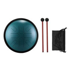 Steel Tongue Drum 10 - Sept Chakras