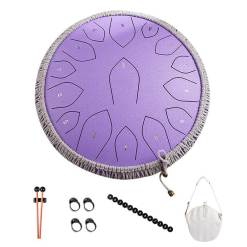 Steel Tongue Drum Instrument - Sept Chakras