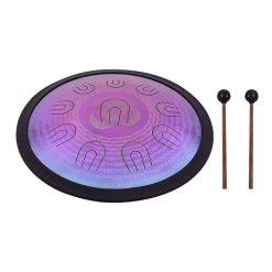 Tongue Drum Handpan 11 notes - sept chakras