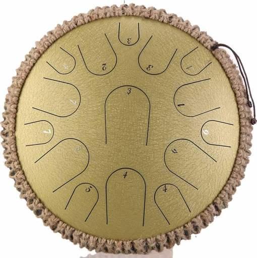 Tongue Drum Instrument - Sept Chakras