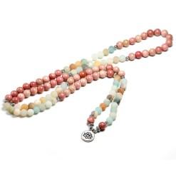 Mala Méditation Bracelet - Mala Tibétain - Sept Chakras