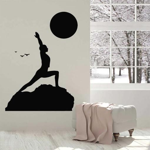 Stickers Chambre Adulte Zen - Décoration zen - sept chakras