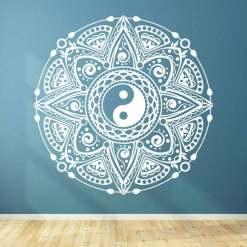 Stickers Zen pour Chambre - Décoration zen - sept chakras