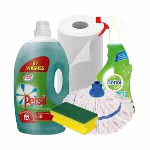 Household & Laundry Supplies