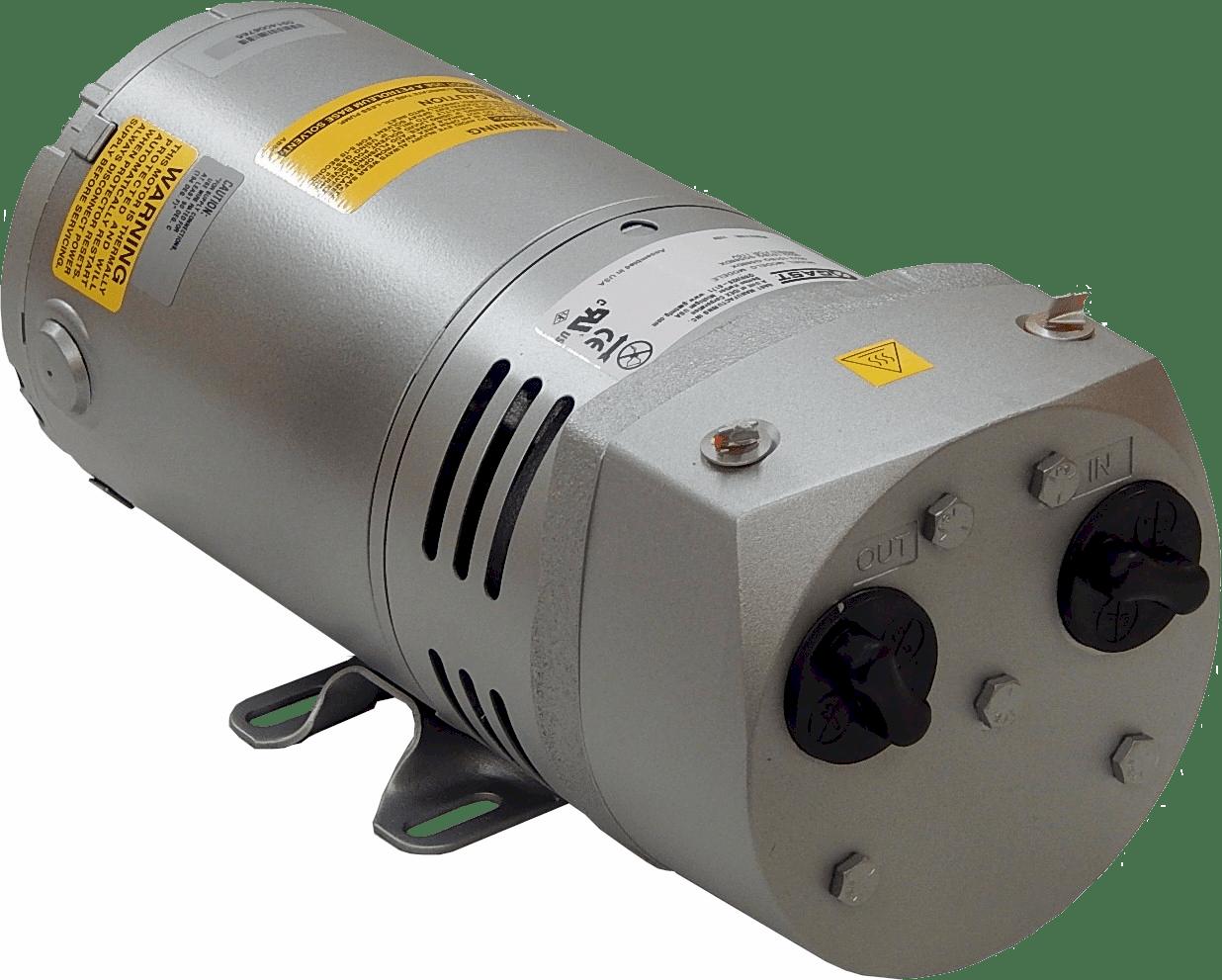 hight resolution of gast 0523 rotary vane air compressor