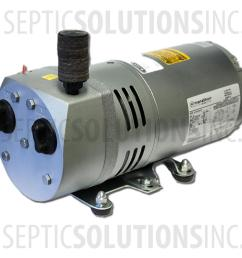 photos of gast air motor parts [ 1200 x 1200 Pixel ]