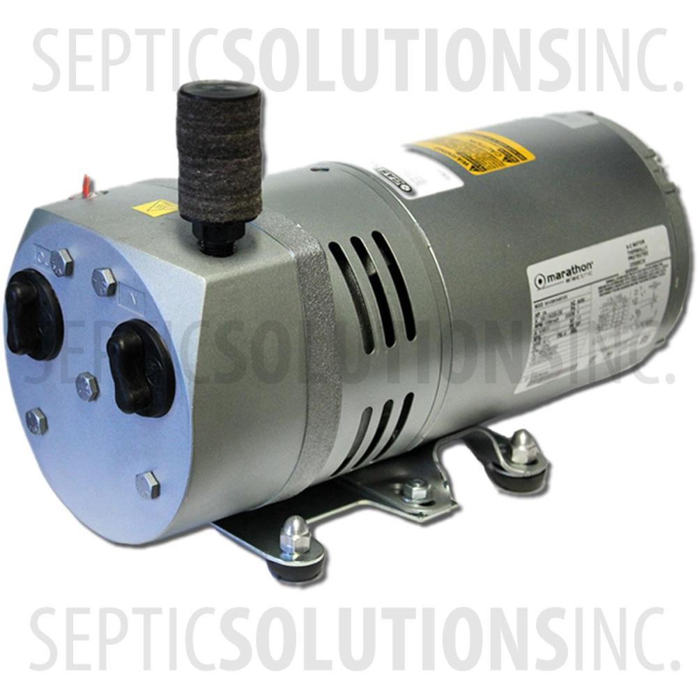 medium resolution of photos of gast air motor parts