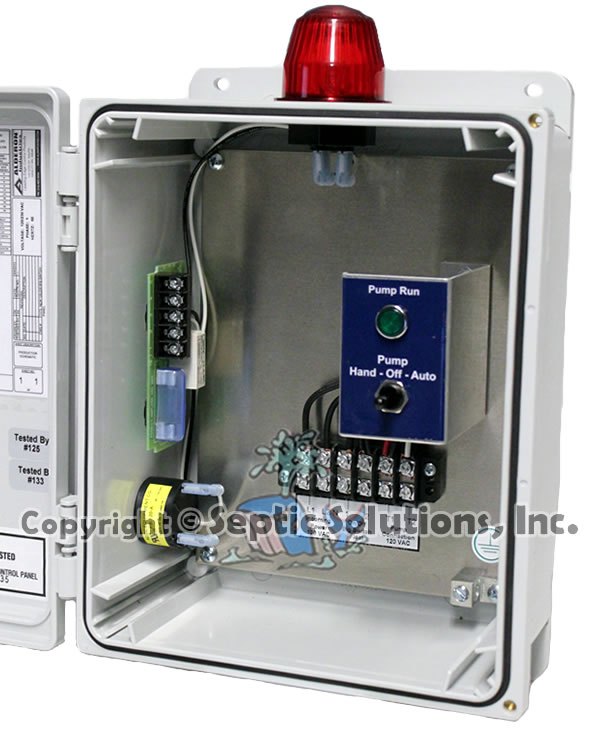 Stations Pumps Pump Control Box Wiring Diagram Lift Station Septic
