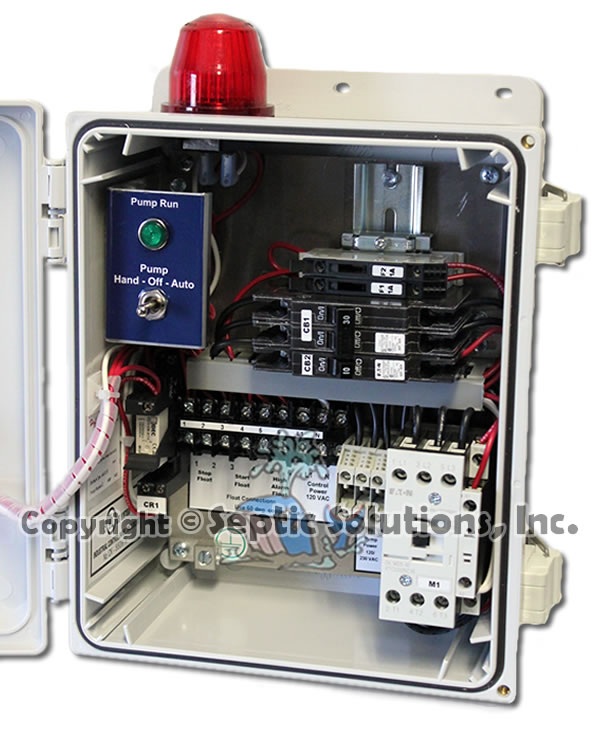 zoeller duplex pump control panel wiring diagram ceiling fan amp light 3 way switch simplex box septic solutions