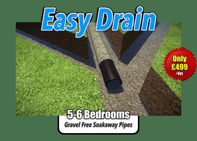 Easy Drain 5-6 Bedrooms