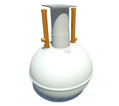 Onion Septic Tank