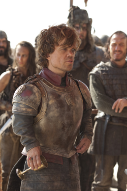 Tyrion Lannister segunda temporada