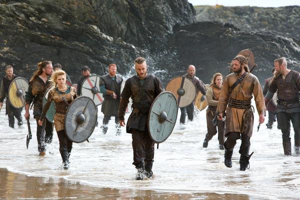 Vikingos-ataque